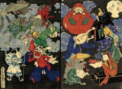 江戸東京博物館,大妖怪展,混雑