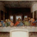 ダ・ビンチ 最後の晩餐の謎 比較 ユダ ティントレットとルーベンス